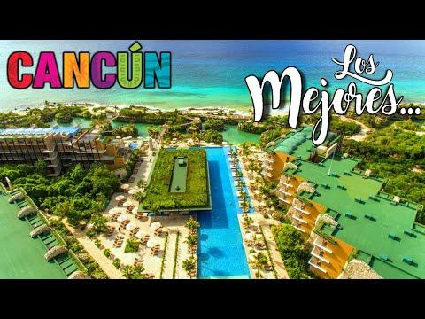 🤩 GUIA COMPLETA Hoteles Cancun!   (TODO INCLUIDO)   The BEST hotels in cancun 😍 (5 INCREÍBLES 😲)