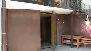 видео Гаражные ворота в Санкт-Петербурге