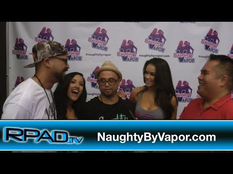 Naughty by Vapor Interview (Vapers Exhibit)