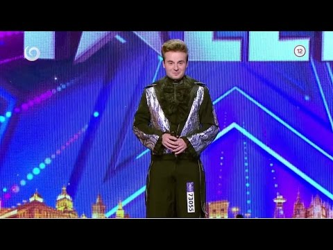 MAGIC ALEX & ČESKO SLOVENSKO MÁ TALENT 7. 9. 2016 na TV JOJ
