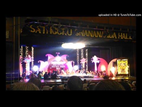 Neelambari Varnam Lagudi Jayaraman Bombay Jayashri MuSic Season Dec 2017