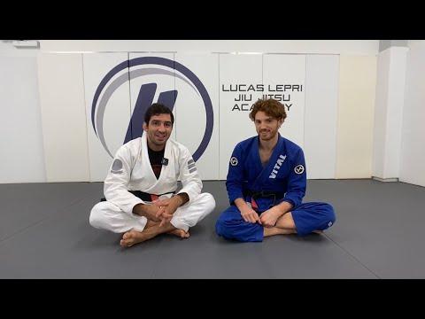 The Best Guard vs Bigger Opponents ( w Lucas Lepri )