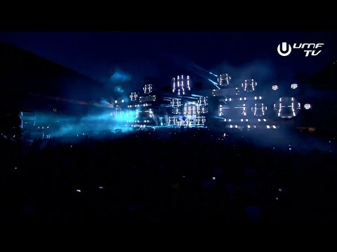 Dt Let Me Down Hardwell & Sephyx Remix  @ Ultra Europe