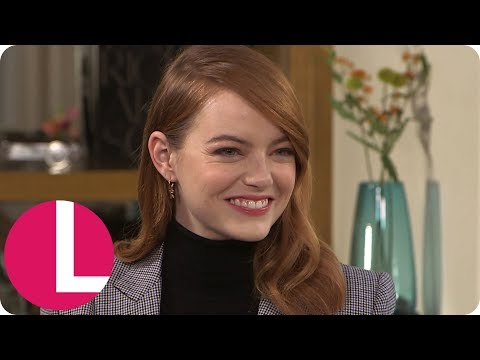 Emma Stone Gets Tested on Her Knowledge of British Slang (Extended Interview) | Lorraine