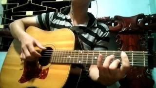 Cầu Vòng Cho Em  - Guitar Cover - lời nhạc được chuyển thế từ tiếng Trung- [ Lâm Vũ ']