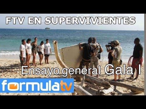 Así ensayó Lara Álvarez su salto desde el helicóptero de 'Supervivientes 2015' en Honduras thumbnail