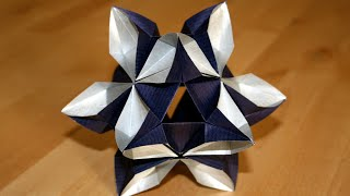 Origami - Kusudama Traditionnel