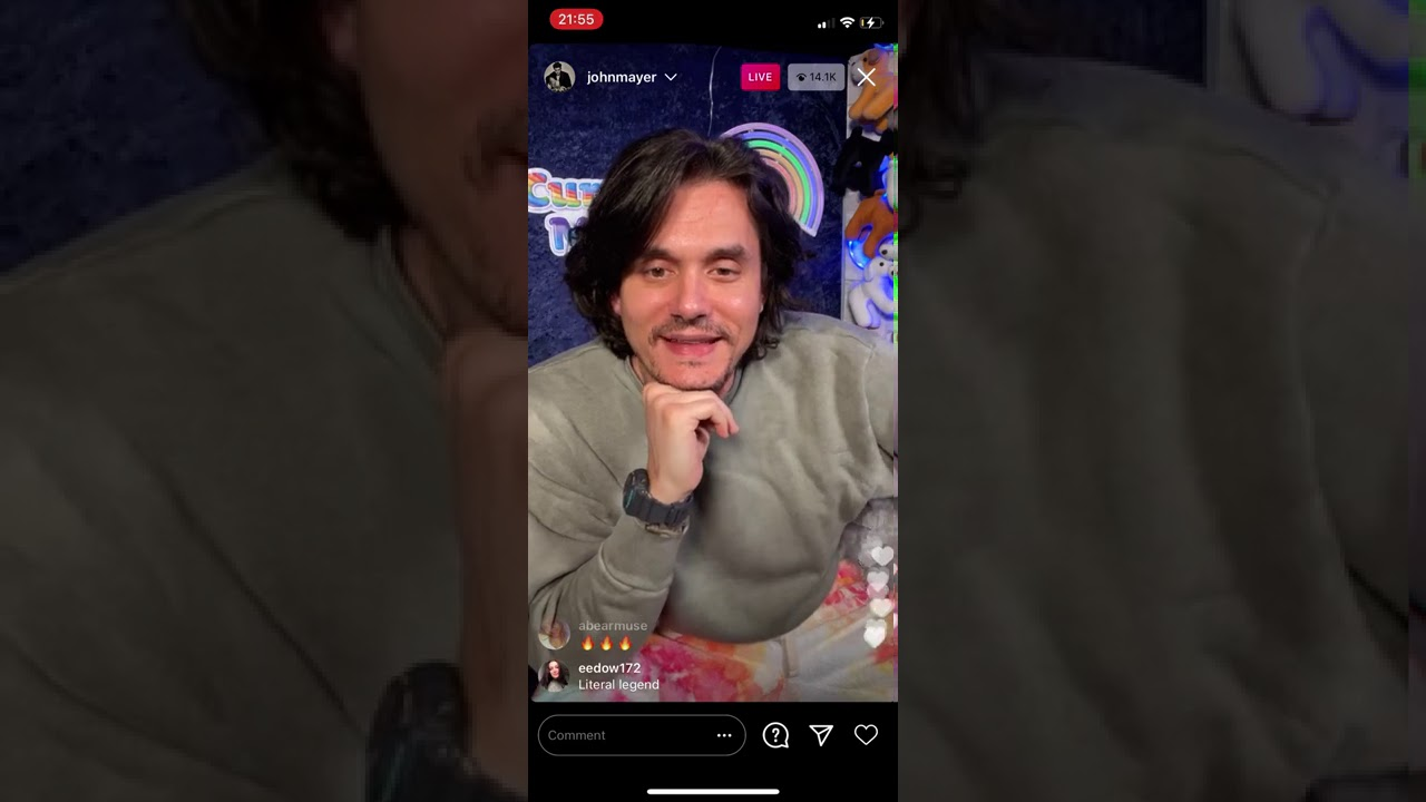 Download Current Mood with John Mayer Surprise Christmas Edition (12/24/2020)
