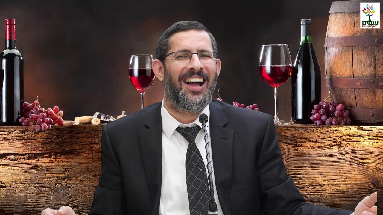 דייט מלשון דיאטה - הרב יוסף חיים גבאי HD - קצר ומדהים