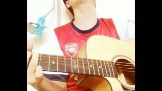 everytime ( lời việt ) guitar cover