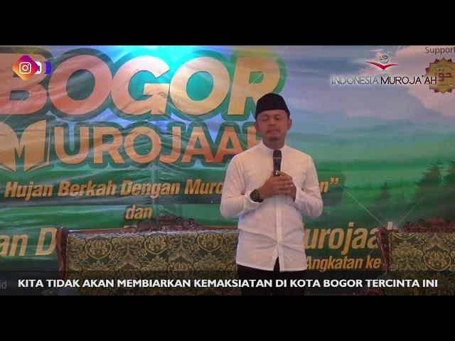 Walikota Bogor DR, Bima Arya S, larang warganya merayakan tahun baru 2018