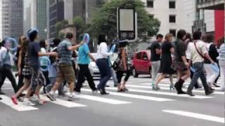Flash Mob Diabetes Brasil - World Diabetes Day 2011