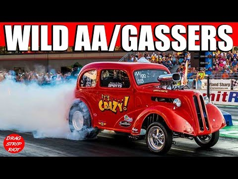 ohio-outlaw-aa-gassers-drag-racing-night-under-fire-summit-motorsports-park-2015