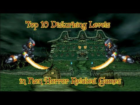 Top 10 Disturbing Levels in Non Horror Related Games (10-6)