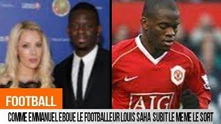 Après cas Emmanuel Eboué Louis Saha dans la même situation