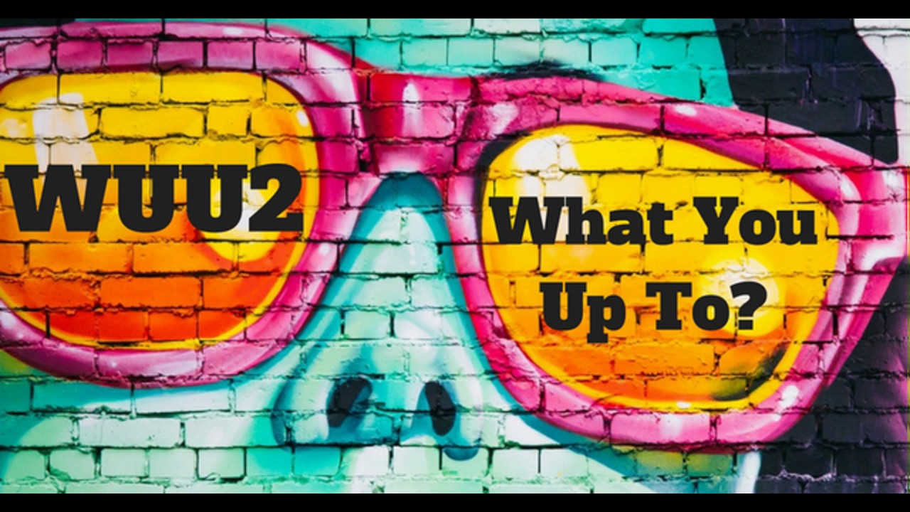what you up to means