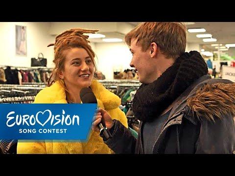 ESC: Vorentscheid-Kandidatin Natia im Videointerview | Eurovision Song Contest | NDR