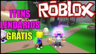 HE GAVE ME LEGENDARY ITEMS IN MINING SIMULATOR!! ROBLOX