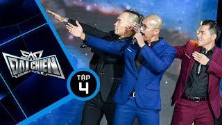 Nam Nhi - MTV   Sao Đại Chiến Tập 4