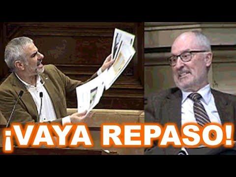 """CIUDADANOS """"AVERGÜENZA"""" al Defensor del Pueblo de Cataluña por su DERIVA SEPARATISTA"""