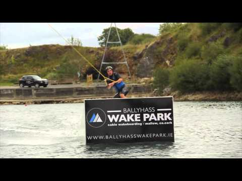 How To Do Basic Cable Wakeboarding Grabs With Progressions.