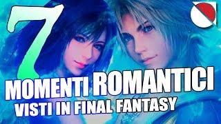 classifica dei 7 MOMENTI PIU' ROMANTICI in Final Fantasy