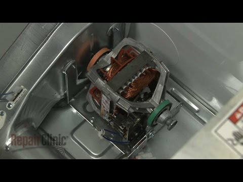 Dryer Drive Motor Replacement
