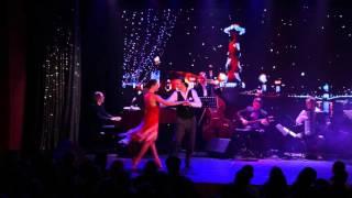 Сергей Сиротюк и Анна Зеленова, 2016 Tango Navidad