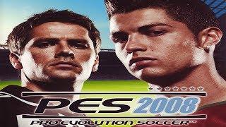 A Look @ PES 2008 (PS2)