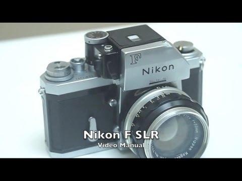 nikon f 35mm video manual youtube rh youtube com nikon f photomic camera manual nikon fe camera manual