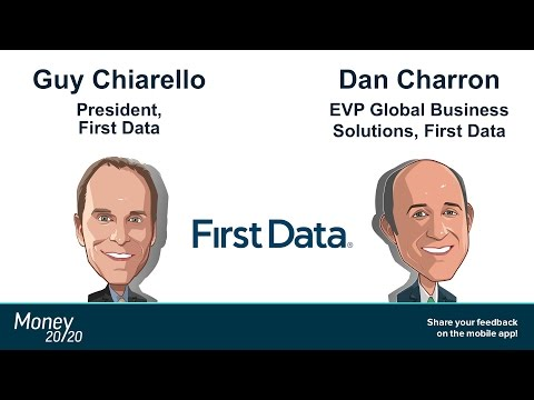 Keynote: First Data