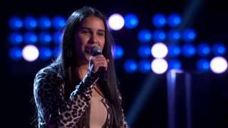 La Voz Kids | Delia Acosta canta 'Todo lo que Sube'  en La Voz Kids