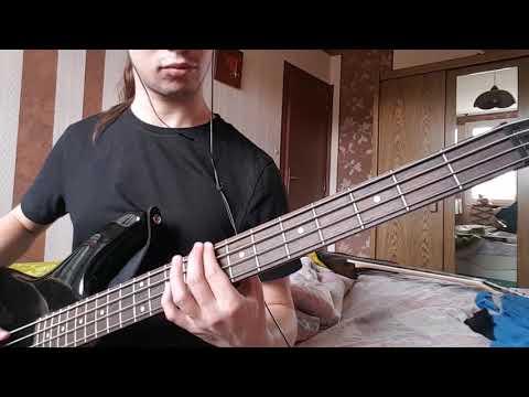 Dethklok - Awaken Bass Cover 1080p