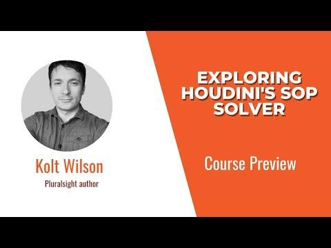 Houdini's SOP Solver   Pluralsight