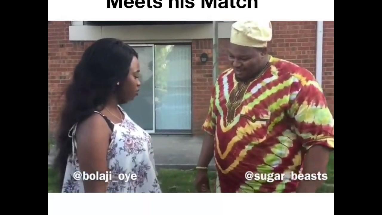 Download When a Yoruba Demon meets his match