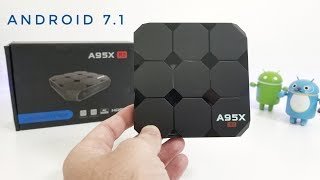 A95X R2 Android TV Box REVIEW - Is a $35 TV Box with Android 7.1 any good?