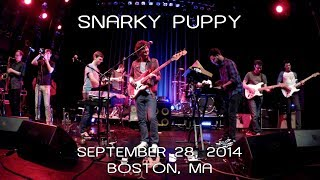 Snarky Puppy: 2014-09-28 - Berklee Performance Center; Boston, MA (Complete Show) [HD]