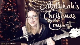 Repeat youtube video Malukah's Christmas Concert