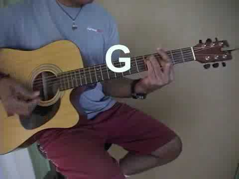 How To Play: Dock Of Bay Chords - YouTube