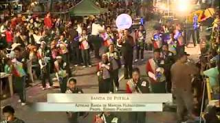 Desfile Carnaval Mazatlán 2015
