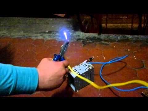 Сварочный аппарат из микроволновки видео сварочные аппараты для авторемонта цена
