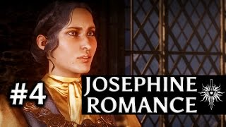 Dragon Age: Inquisition - Josephine Romance - Part 4 - Josie and Lavellan