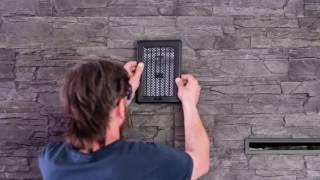 Fotorelacja instalacji wentylacji hybrydowej w domu jednorodzinnym
