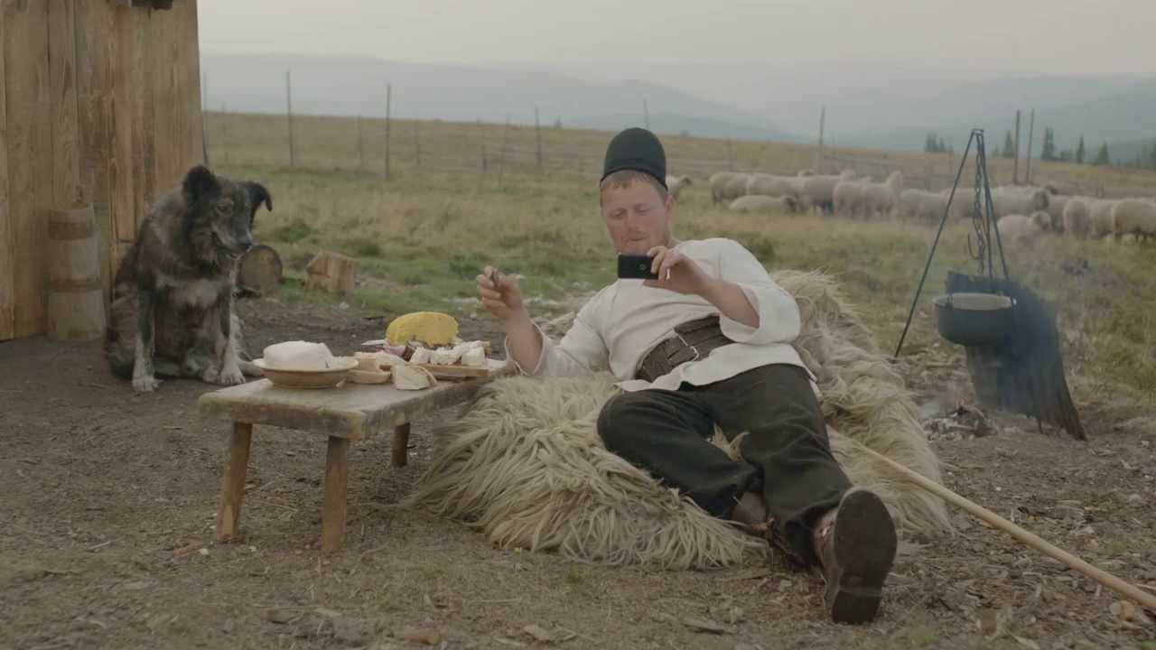 Imagini pentru ghita ciobanul vodafone