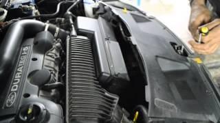 Замена воздушного фильтра часть 1 на Форд Мондео Автосервис «Скорпион» г Астрахань ул Ширяева 8Б(, 2015-10-15T17:24:22.000Z)