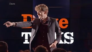 James Acaster | People Are Not A Fruit - Perception | Dave TALKS - A spoof Ted Talk