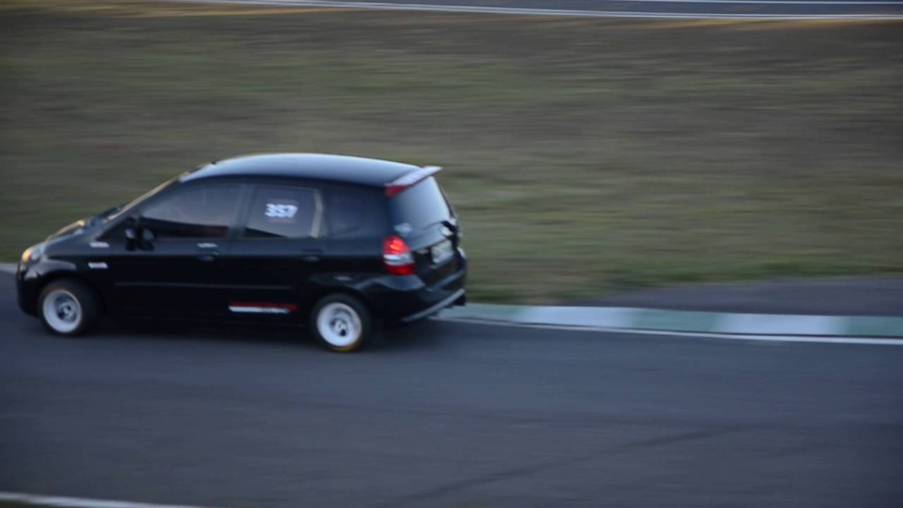 Honda fit time attack