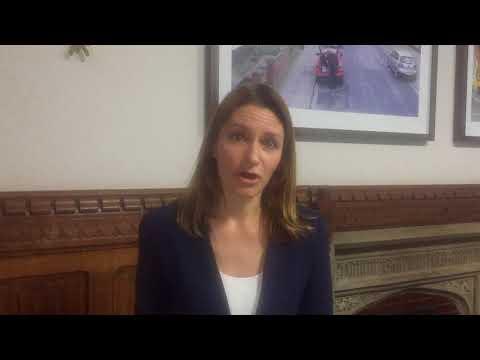 Lucy Frazer MP on Meeting with Jesse Norman MP & Matt Hancock MP Oct 2017