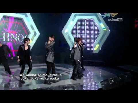[09.11.01] SHINee - Ring Ding Dong (ft. Yesung) [HD]