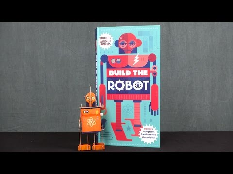 Build The Robot from Silver Dolphin